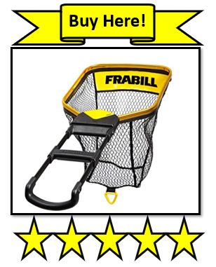 Frabill Bearclaw Fishing net