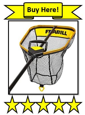 The Frabill Trophy Haul Fishing Net Buy Now