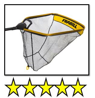 Frabill Trophy Haul Predator Fishing Net