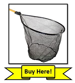 "The Frabill Conservation 23 x 26"" fishing net"